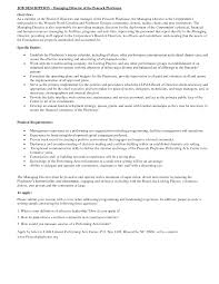 Resume Samples Non Profit by Board Of Director Resume Contegri Com