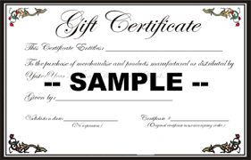 hotel gift certificates gift certificates baubles from the sea by brandie