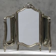 Ornate Vanity Table Choosing A Dressing Table Mirror Camilleinteriors Com
