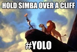 Lion King Memes - lion king yolo memes quickmeme