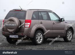 motor corporation icelandsep 19 2015 suzuki grand vitara stock photo 338374553