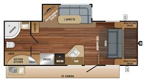 Jayco Jay Flight Floor Plans by 2018 Jayco White Hawk 23mrb Model