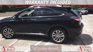 lexus rx 350 used uk 2013 lexus rx 450h black youtube