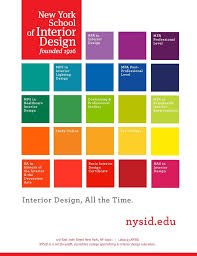 Bfa In Interior Design by 85 Best The Nysid Experience Images On Pinterest Thanks Brand