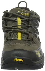 amazon com the north face storm wp hiking shoe mens coffee
