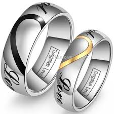 matching wedding rings for him and wedding rings matching wedding band sets his promise rings