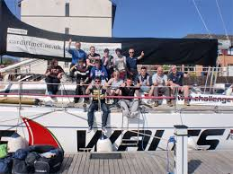 With Challenge Sailing Challenge Wales