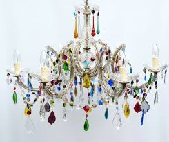 Multi Coloured Chandeliers Multi Coloured Archives The Vintage Chandelier Company Home