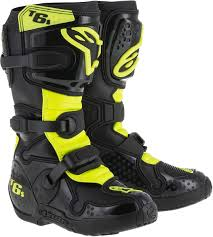 motocross boots closeout alpinestars tech 65 offroad boot motocross gear pinterest