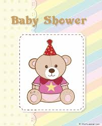 teddy bear baby shower invitations 12 free printable baby shower invitation cards cute designs u2022 elsoar