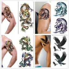 jdm tattoo sleeve wholesale 3d new man u0027s sleeve arm leg temporary totem tattoo