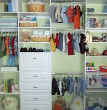 Baby S Closet Adjustable Closet U0026 Cabinets Gallery