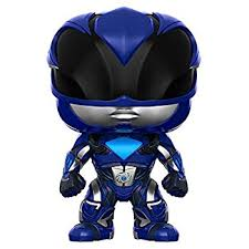 amazon funko pop movies power rangers blue ranger toy figure