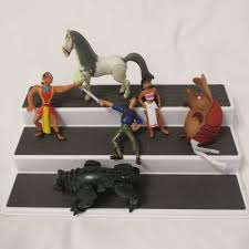 halloween horror nights burger king burger king road to eldorado lot set 6 figures tulio tzekel kan