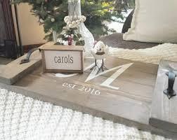 Decorative Trays For Coffee Table Decorative Tray Etsy