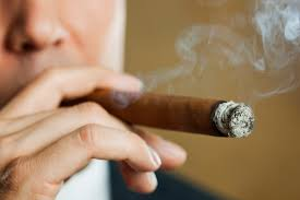 immediate effects of nicotine on cigar smokers
