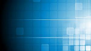 blue pattern background blue geometric technology background seamless loop design video