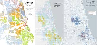 Chicago Demographics Map by Chicago U0027s Race Guns And Heroin 2717x1278 Oc Mapporn