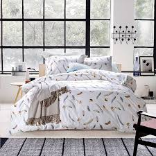 Peacock Feather Comforter Nursery Beddings Feather Bed Under Sheets Together With Blue
