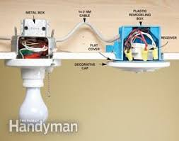 install a wireless light switch family handyman