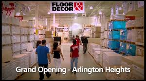 Floor Decor Arlington Heights by Zack Burns Floor U0026 Decor Commercial Youtube