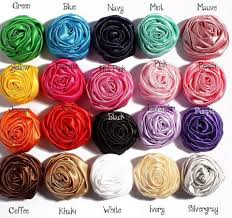 satin roses 100 pcs deluxe satin roses for diy bridal bouquets satin 003