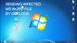 infect word file with keylogger and send it victim