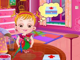 Baby Hazel Room Games - baby hazel parrot care