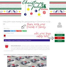 Words Of Comfort At Christmas Christmas In July 5k Kids K Fundraising Page Christmas In