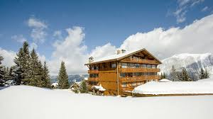 hotel at the foot slopes courchevel le bellecote hotel