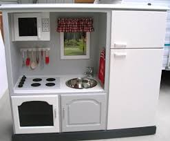 homemade play kitchen tv entertainment centers plays and