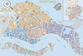 venice map venice maps top tourist attractions free printable city