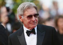 harrison ford of course harrison ford is a casual roadside