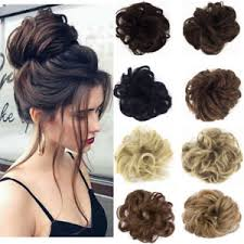 bun scrunchie bun hair extensions hair bun pony elastic