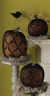 Martha Stewart Crafts Halloween 8 Easy And Chic Ways To Dress Up Your Pumpkins For Halloween