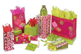 shrink wrap gift paper mod ornaments christmas gift bags box and wrap
