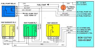 maf burn off relay info grumpys performance garage