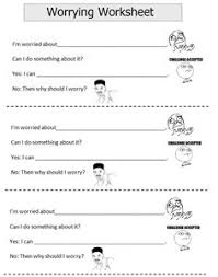 educational worksheet that can be with discussion groups on non