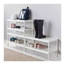shoe organizer mackapär shoe rack ikea