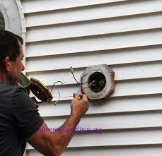 curb appeal previews updating exterior lights u0026 painting vinyl