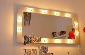 buy makeup mirror with lights beautiful mirror with light bulbs for light bulbs mirrors mirrors 84