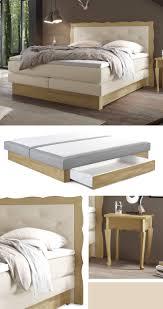 Schlafzimmer Gestalten Boxspringbett Beispiele Modernes Wohnen Schlafzimmer Boxspringbett Leder