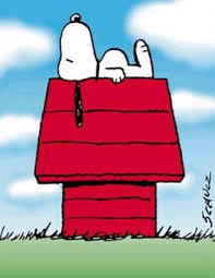 snoopy on his dog house free coloring page of snoopy on his house snoopy dog house cross