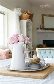 Cottage Dining Room Ideas by French Country Cottage Dining Table Centerpiece French Country