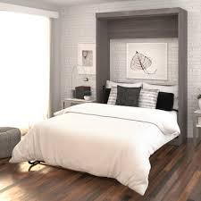 brayden studio truett queen murphy bed u0026 reviews wayfair