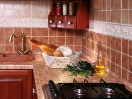 Islands For The Kitchen The Kitchens Tiled Kitchen Countertops Hgtv For Tiled Kitchen