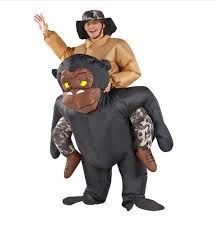 inflatable halloween cat popular gorilla inflatable costume buy cheap gorilla inflatable