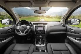 renault alaskan renault alaskan pickup goes on sale in europe this september