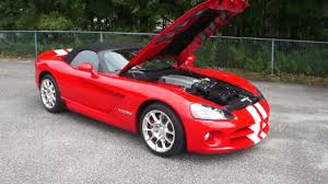 dodge viper 2008 for sale 2008 dodge viper srt 10 roadster for sale like with only 2 332