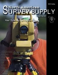 north american survey supply co 2012 catalog by warren industries